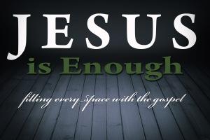 Jesus is enough1
